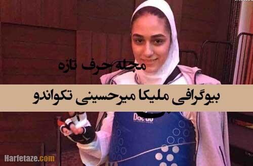 ملیکا میرحسینی