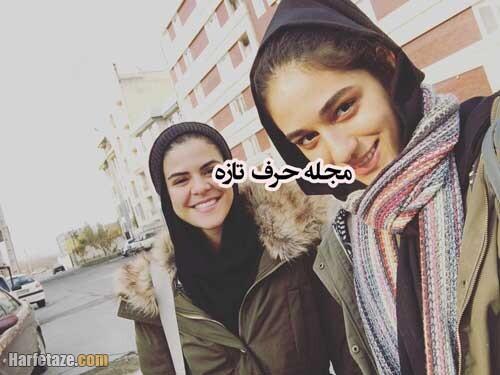 عکس ها و تصاویر شخصی ملیکا میرحسینی
