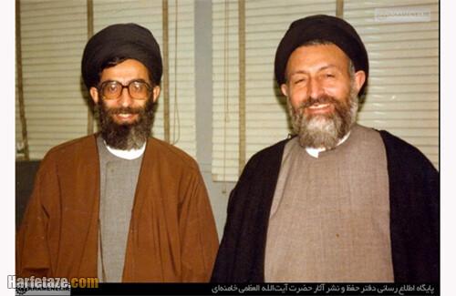 شهید بهشتی و رهبر انقلاب