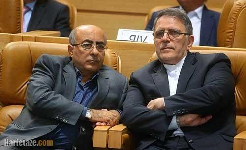 بیوگرافی و سوابق «اکبر کمیجانی» رئیس بانک مرکزی و جانشین همتی + عکس ها