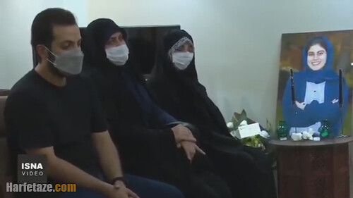 اینستاگرام علی سلطان محمدی همسر مهشاد کریمی خبرنگار ایسنا