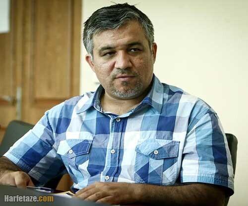 همسر و فرزندان علی تاجرنیا نماینده سابق مجلس