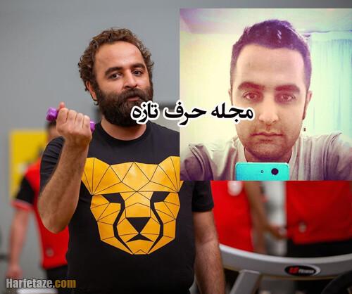 بیوگرافی امیر نوروزی بازیگر نقش خسرو خراباتی در سریال مردم معمولی