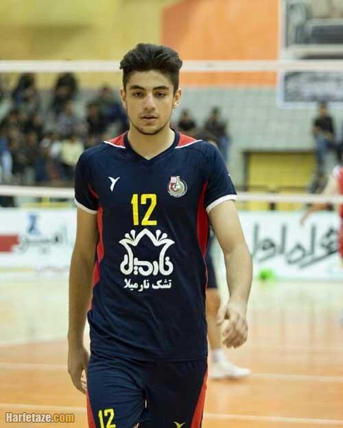 بیوگرافی و عکس های اینستاگرامی بردیا سعادت بازیکن تیم ملی والیبال ایران