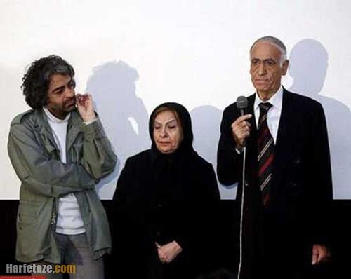 دانلود /فایل صوتی منتسب به مادر بابک خرمدین (ایران موسوی) علیه شوهرش و ماجرای تجاوز