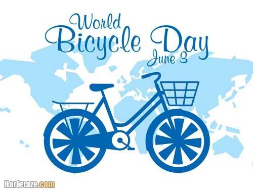 متن درباره دوچرخه برای روز جهانی دوچرخه سواری