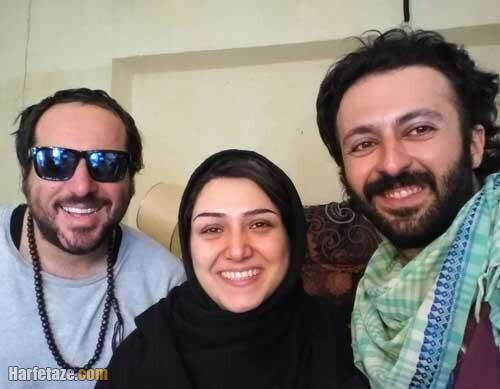 حسام محمودی بازیگر نقش دامون در سریال کلبه ای در مه