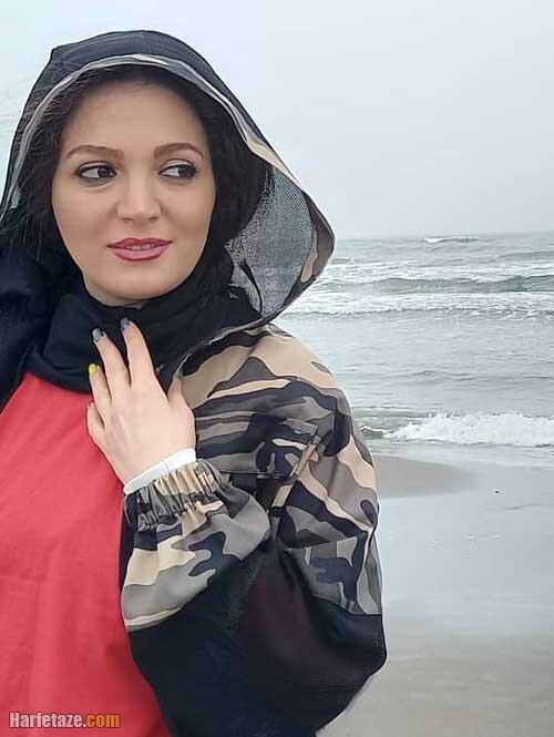 بیوگرافی و عکس های جدید محبوبه اسدی بازیگر سریال کلبه ای مه