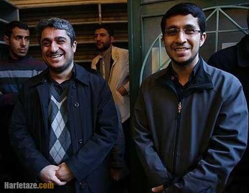 فرزندان محمود احمدی نژاد