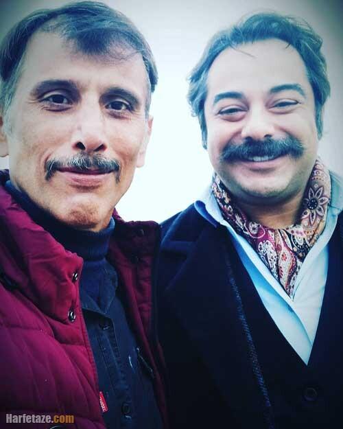 مسیح خانراده بازیگر نقش حبیب در سریال کلبه ای در مه