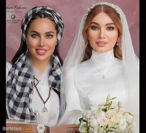 ازدواج متین ستوده بازیگر