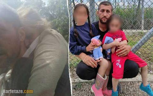 عکس و بیوگرافی مهری نبی نژاد پناهجوی ایرانی در یونان