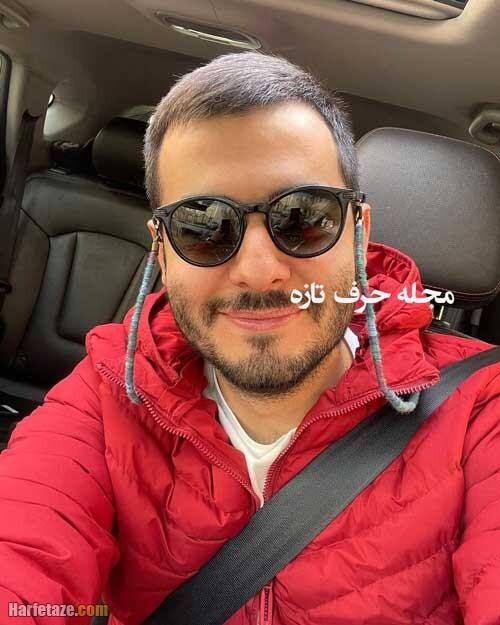 moein zarabi harfetaze com - معین ضرابی | بیوگرافی معین ضرابی بازیگر و کارگردان و همسرش+ خانواده و فیلم شناسی