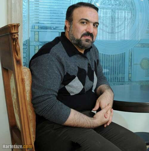 بیوگرافی و عکس های جدید مرتضی حیدری مجری خبر و فیزیوتراپ
