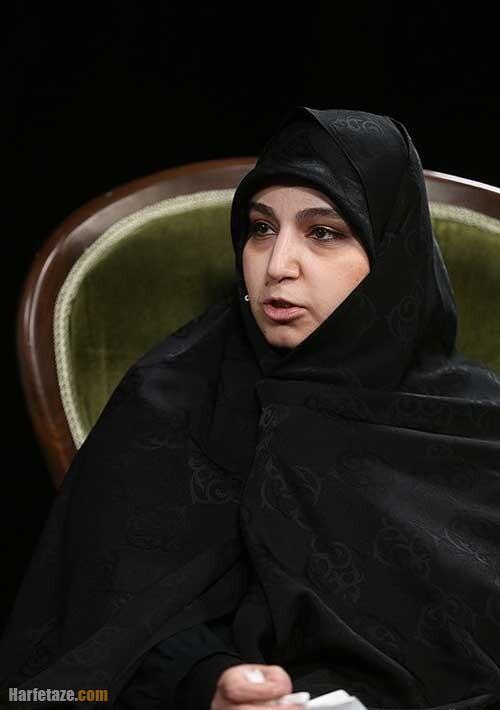 عکس های نرجس سلیمانی کاندید شورای شهر