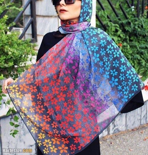 روسری تابستانی زنانه 1400