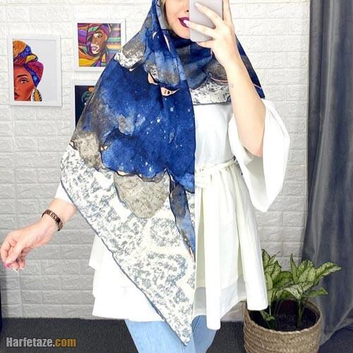 روسری تابستانی زنانه 2021