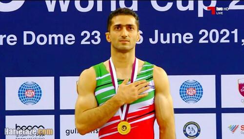 سعید رضا کیخا قهرمان جام جهانی قطر