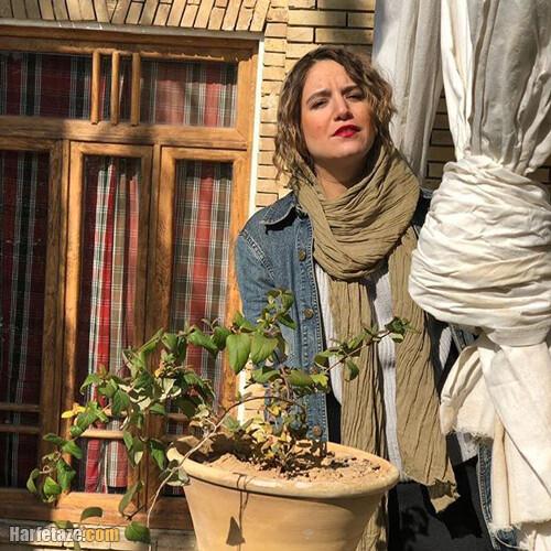 بازیگر نقش پروین در سریال خاتون
