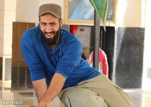 شهید مدافع حرم حاج حسن عبدالله زاده کیست