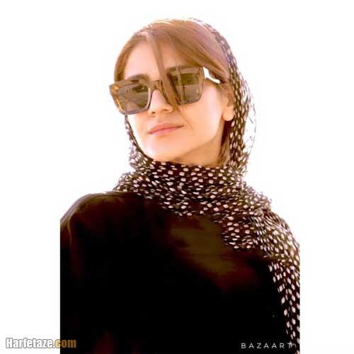 یاسمن جعفری بازیگر سریال کلبه ای در مه
