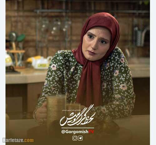 بیوگرافی زهره ساداتی بازیگر نقش پروانه در سریال لحظه گرگ و میش