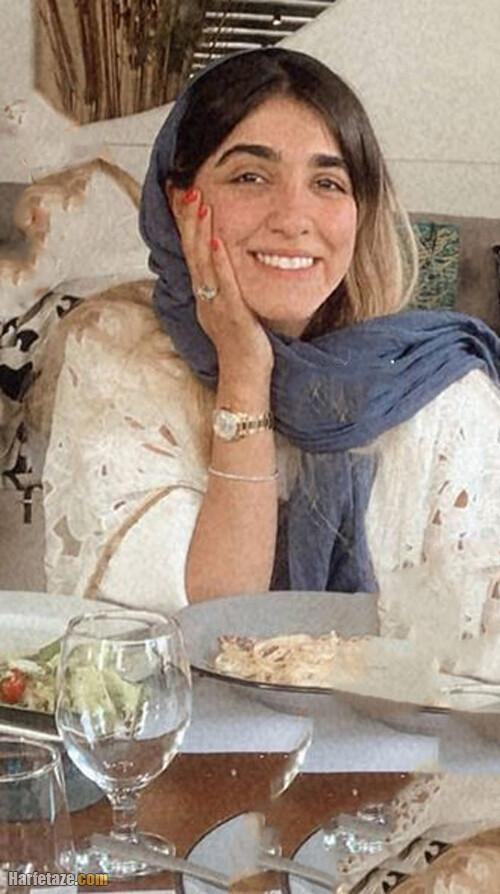 عکس ها و تصاویر جدید و شخصی «آناهیتا کریمی» همسر سردار آزمون