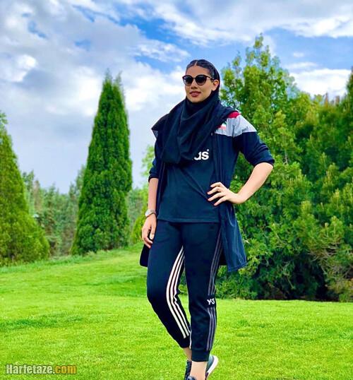 بیوگرافی مونا دریس محمودی والیبالیست