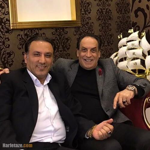 زندگینامه سید مرتضی حسینی مجری تلویزیون