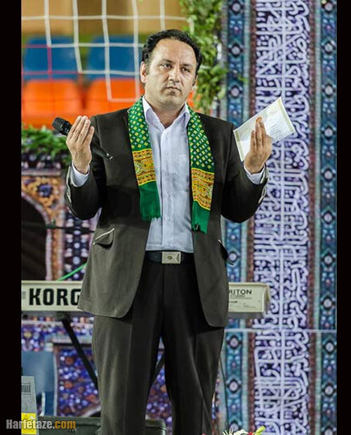 مرتضی حسینی مجری