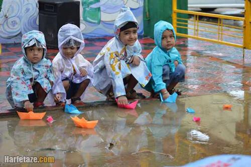 تاریخ روز جهانی باران