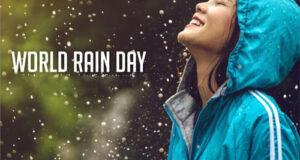پیام و متن تبریک روز جهانی باران ۲۰۲۱ + عکس نوشته روز جهانی باران مبارک