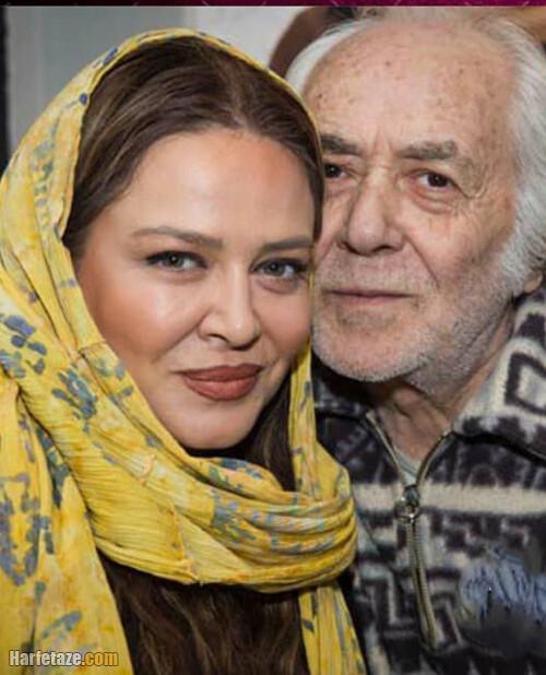 عکس ها و زندگینامه مهندس علیرضا رهنما همسر پروین قائم مقامی