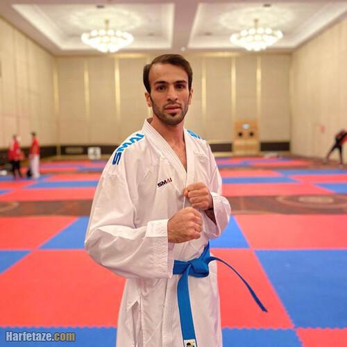 عکسها و تصاویر بهمن عسگری کاراته کار ایرانی