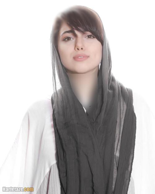 سارا مقربی بازیگر نقش سارا در سریال زندگی زیباست