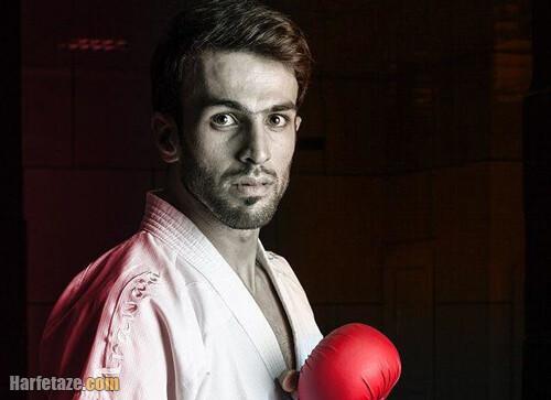 بیوگرافی بهمن عسگری کاراته کا ایرانی