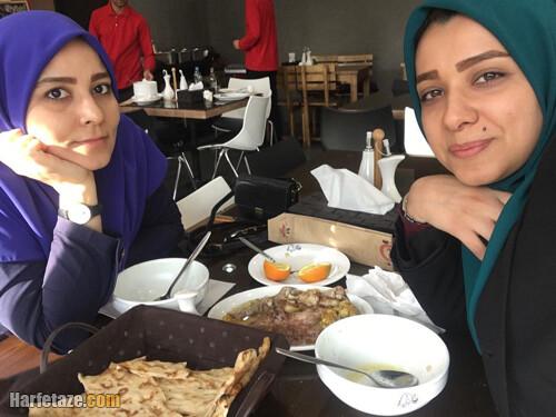 بیوگرافی نفیسه سهرابیان خبرنگار شبکه خبر