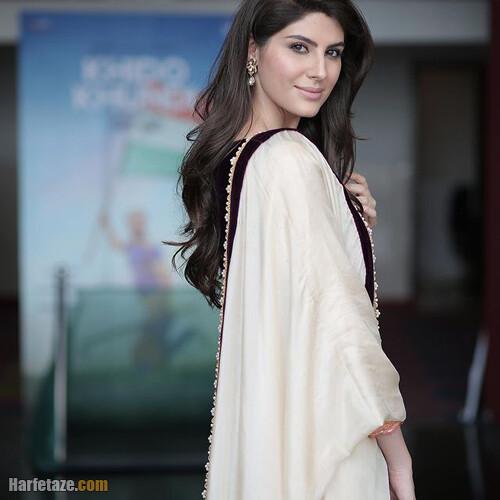 الناز نوروزی بازیگر ایرانی سریال بازیهای مقدس کیست