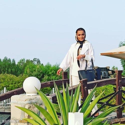 عکس جدید السا فیروز آذر 1400