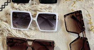 تصاویری زیبا از مدل عینک آفتابی دخترانه شیک جدید ۲۰۲۲ (عینک جدید)