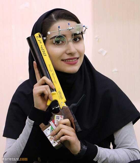 پرچمدار ایران در المپیک توکیو