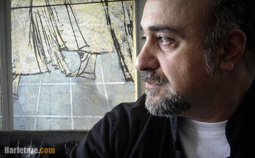 درگذشت همایون ثابتی مطلق نقاش و مجسمه ساز