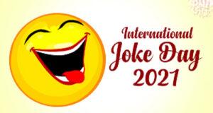 متن تبریک روز جهانی جوک و لطیفه ۲۰۲۱ + عکس نوشته طنز روز جهانی جوک ۱۴۰۰