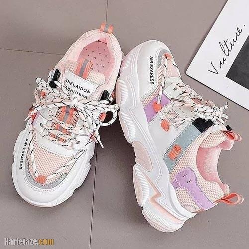 کفش اسپرت دخترانه 1400
