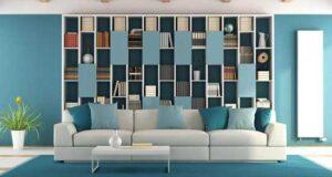 طراحی و ساخت کمد و کتابخانه های MDF و چوبی