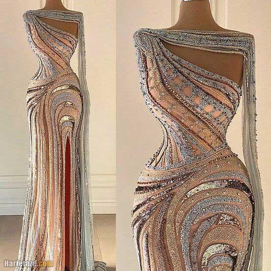 مدل لباس مجلسی برای خواهر داماد
