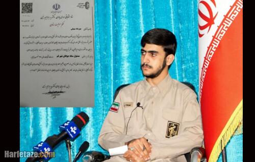 بیوگرافی «مهرشاد سهیلی» جوان ترین فرمانده ایلامی + اینستاگرام