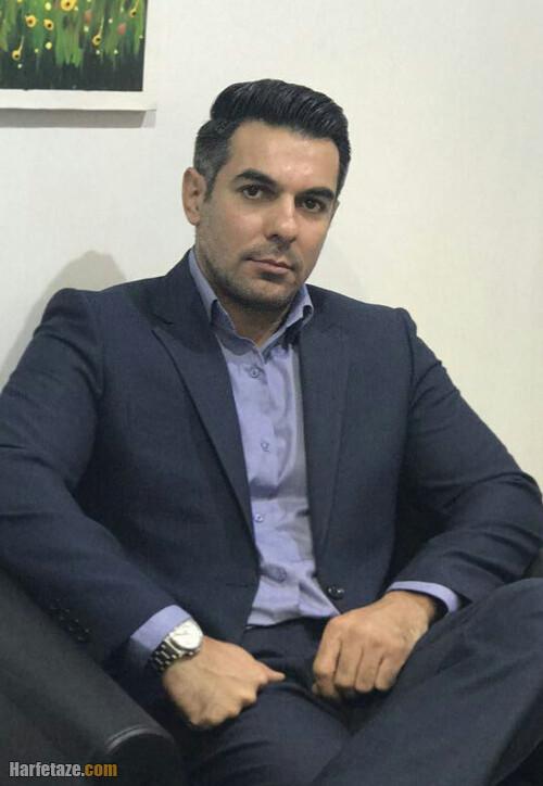 بیوگرافی محسن کاشی زاده مربی جودو و تکواندو و فیتنس