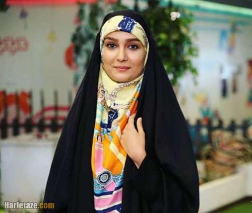 بیوگرافی مژده خنجری مجری و همسرش
