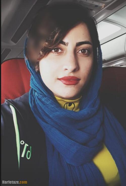 بیوگرافی پریسا جهانفکریان وزنه بردار
